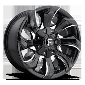 Fuel 1-Piece Wheels Stryker - D571