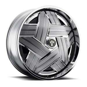 Crown - S740 Chrome 5 lug