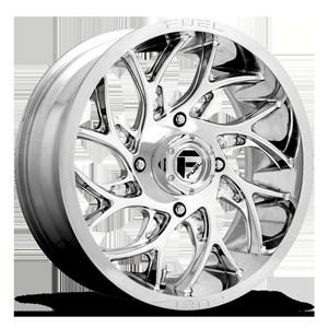 Fuel UTV Wheels Runner - D204 - UTV