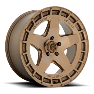 Fuel 1-Piece Wheels Warp - D735