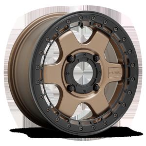 Fuel UTV Wheels Block Beadlock - D924 - OFF ROAD ONLY