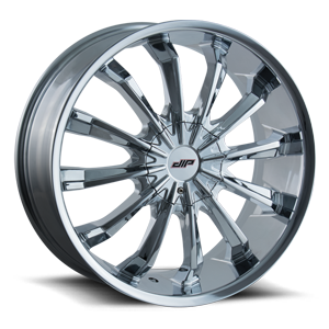 D40 Fusion Chrome 5 lug