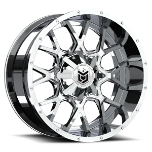 DS645 Bright PVD 8 lug
