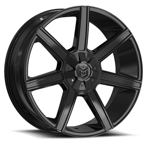 DS650 Gloss Black 6 lug