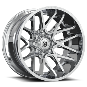 DS654 Bright PVD 6 lug