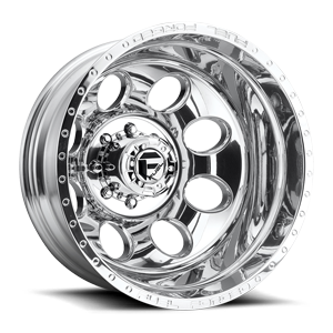 FF31D - 8 Lug Rear Polished 8 lug