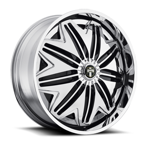 Pwrfl - H612 Chrome 5 lug