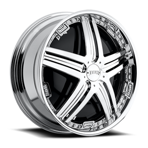 Delusion - S774 Chrome 5 lug