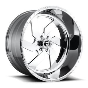 Fuel Forged Wheels FF03 - 6 Lug 6 Polished