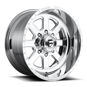 FF09D - 8 Lug Super Single Front