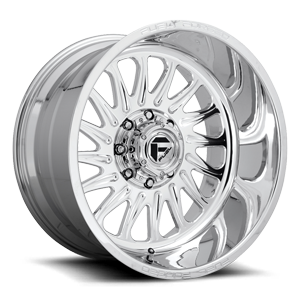 Fuel Forged Wheels FF103 8 Polished