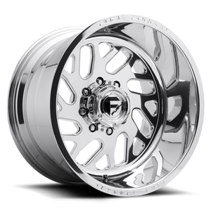 FF29D - Super Single Front Polished 8 lug