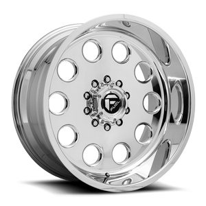 FF31D - 10 Lug Super Single Front