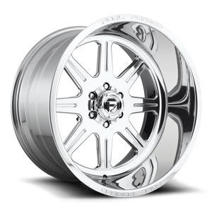 FF57 Polished 6 lug