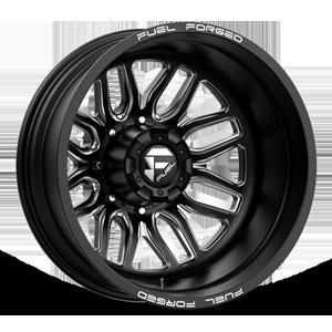 Fuel Dually Wheels FF66D - 8 Lug Rear