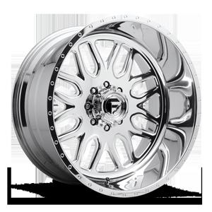 Fuel Dually Wheels FF66D - Super Single Front