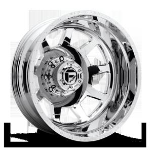 Fuel Dually Wheels FF82D - Rear