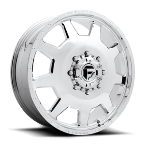 Fuel Dually Wheels FF82D - Front