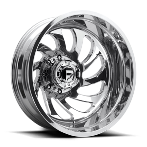 Fuel Dually Wheels FF84D - Rear