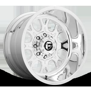 Fuel Dually Wheels FF88D - 8 Lug Super Single Front