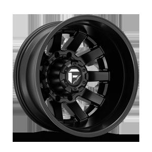 Fuel Dually Wheels Maverick Dually Rear - D436 10 Lug