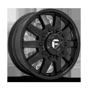 Fuel Dually Wheels Maverick Dually Front - D436 10 Lug