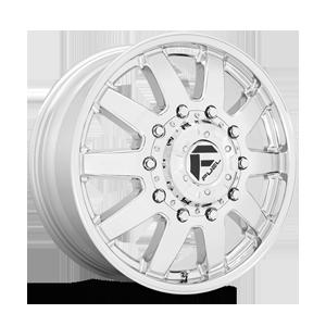 Fuel Dually Wheels Maverick Dually Front - D536 10 Lug