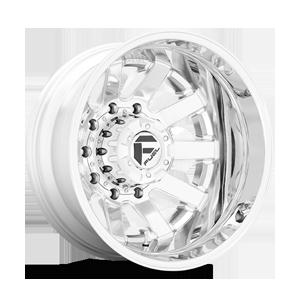 Fuel Dually Wheels Maverick Dually Rear - D536 10 Lug