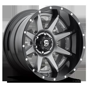 Fuel 2-Piece Wheels Rampage - D238