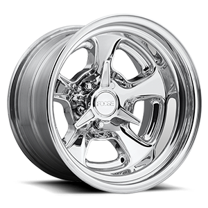 Fury - F464 Concave Polished 5 lug