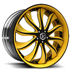 Fiamme Yellow 5 lug