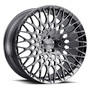 FCS-101 Brushed Gloss Smoke 5 lug