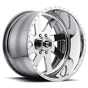 Fuel Forged Wheels FF02 8 Polished