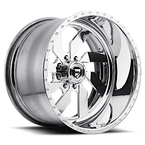 Fuel Forged Wheels FF03 - 8 Lug 8 Polished