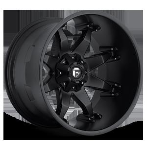 Fuel Deep Lip Wheels Octane - D509