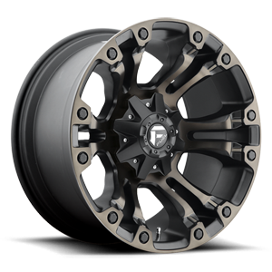 Fuel 1-Piece Wheels Vapor - D569