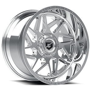 761 Ratio Chrome 6 lug
