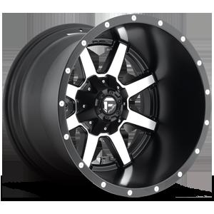 Fuel Deep Lip Wheels Maverick - D537