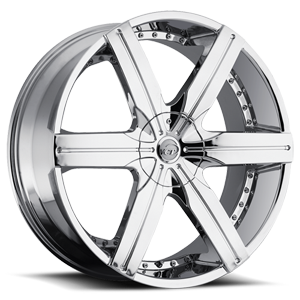 Gotti Chrome 5 lug