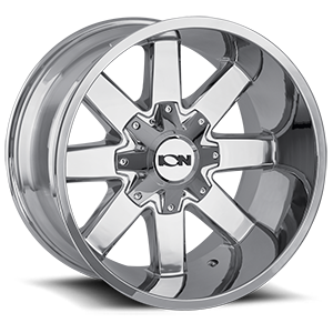 Ion Alloy Wheels 141 6 Chrome