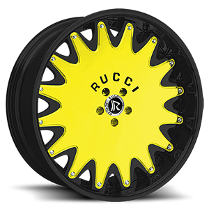 IZE Yellow 5 lug