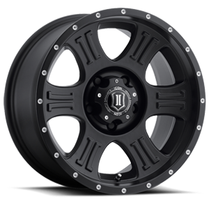 Shield Black 5 lug