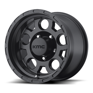 KM522 ENDURO 5 Matte Black