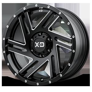 XD Wheels XD835 Swipe