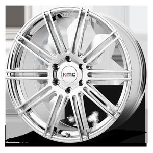 KMC Wheels KM707 Channel