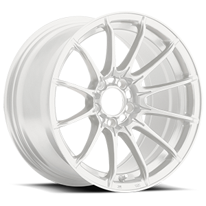 Dial-In Gloss White 5 lug