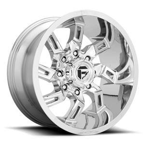 Lockdown - D746 Chrome 8 lug