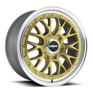 LSR 5 Gold & Machined