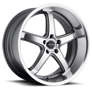 M350 Machine Gunmetal 5 lug