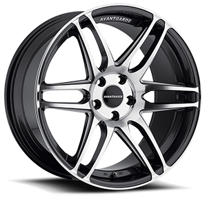 M368 Machine Gunmetal 5 lug